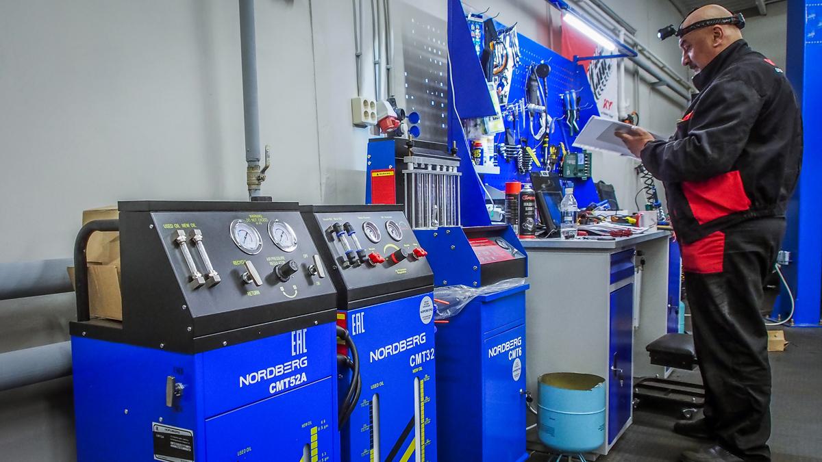 Промывка инжекторов в Бийске недорого