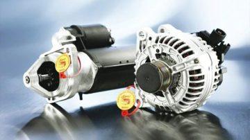 Ремонт стартера, ремонт генераторов на иномарки и классику